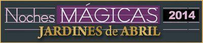 Festival Noches Mágicas en los Jardines de Abril en San Juan de Alicante el 17 de julio 2014, en Jardines de Abril en notikumi