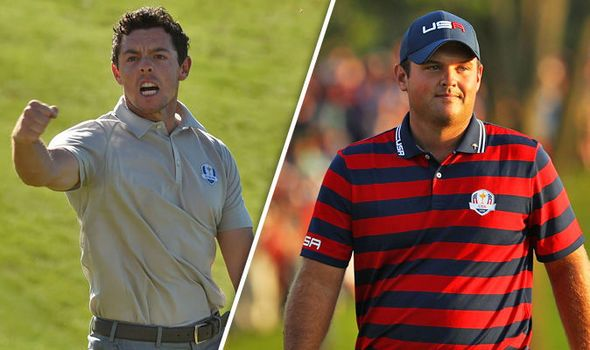 2016 Ryder Cup: Darren Clarke hails 'mouthwatering' Rory McIlroy clash with Patrick Reed