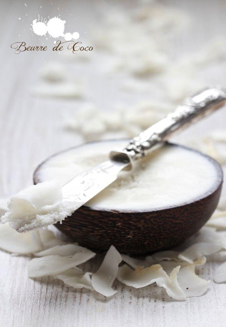 Saveurs Végétales ➔ Beurre de Coco {la recette + intérêt nutritionnel + le beurre de coco en cuisine} l'une des grandes merveilles du monde végétal - totalement addictif ! personnellement je trouve qu'il n'y a rien de meilleur au monde à part peut-être les recettes que l'on prépare avec ;D et des recettes y en a à la pelle !