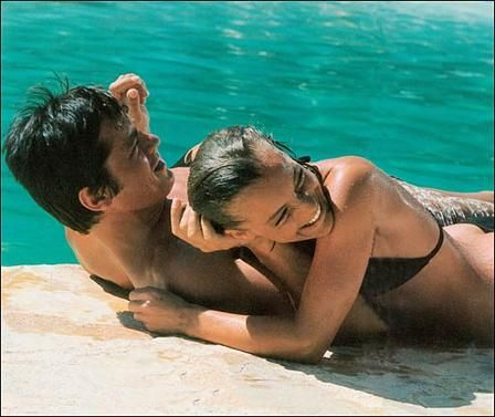 "romy and alain | ""la piscine"""