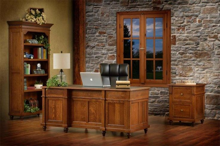 Be #productive in #style with our #handcrafted Bridgeport Desk Set.