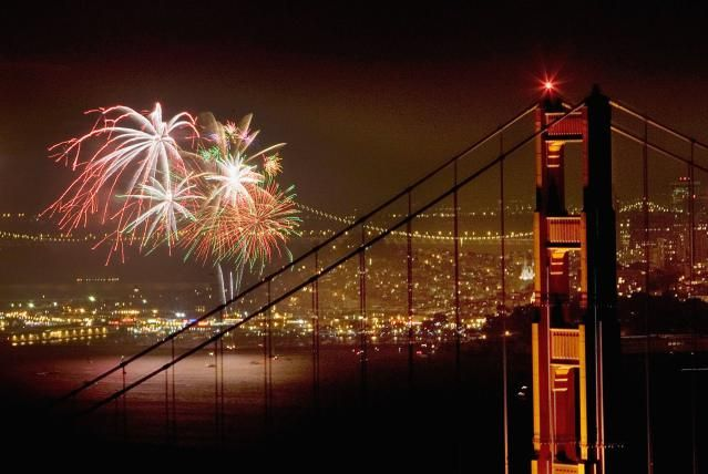 Where to Watch Fireworks & More July 4 Fun in San Francisco & the Bay Area