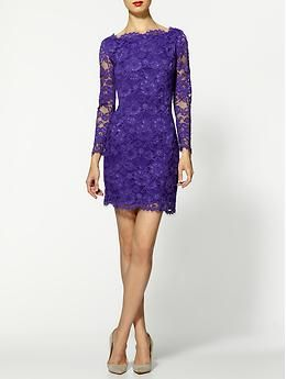Madison Marcus Elegance Lace Dress | Piperlime