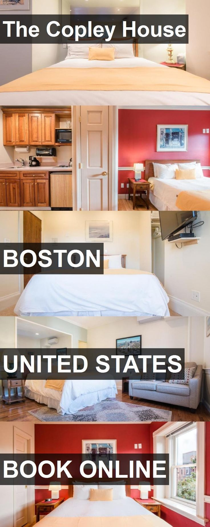 Hotel The Copley House in Boston, United States. For more information, photos, reviews and best prices please follow the link. #UnitedStates #Boston #TheCopleyHouse #hotel #travel #vacation