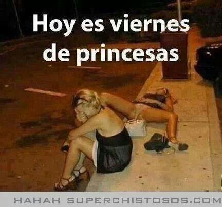 Princesassss....ke tal la peda anoche   Chingonerias...   Pinterest
