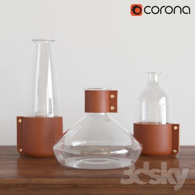 Simon Hasan Wrap Glassware