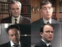 Bill Tanner! (James Bond film and novel series)