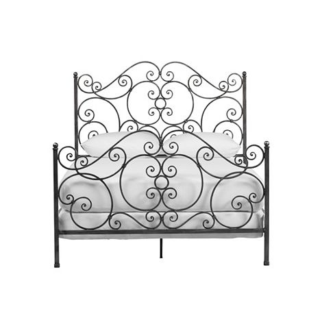 Ethan allen maison adrienne bed on sale for 591 perfect for a guest room bedroom - Ethan allen metal bed ...