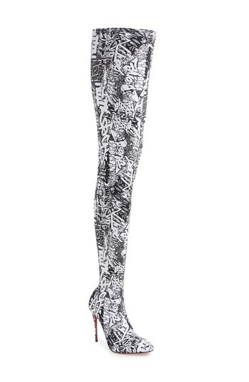 b97736821e7 The perfect Christian Louboutin Gravitissima Thigh High Boot (Women) -  Fashion Women Boot.   1895  yourfavoriteclothing from top store
