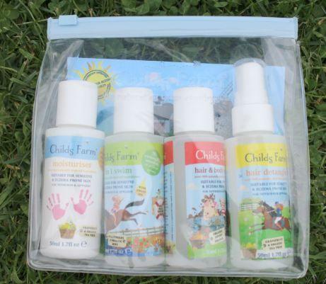 Child's Farm Little Essentials Kit