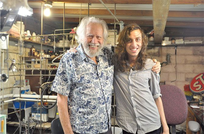 THE LAST INTERVIEW WITH ALEXANDER SHULGIN (WHICH, TECHNICALLY, WAS NOT AN INTERVIEW AT ALL)