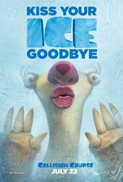 Ледниковый период 5: Столкновение неизбежно (2015) смотреть онлайн бесплатно в хорошем качестве