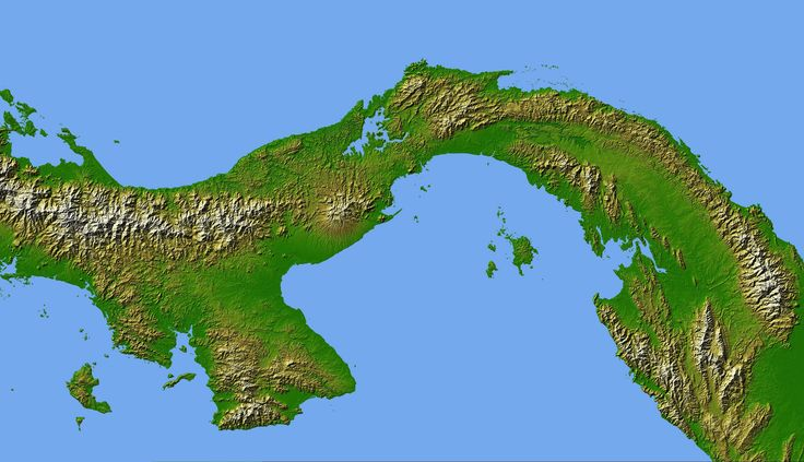 New geologic evidence suggests the Isthmus of Panama emerged from the sea up to 15 million years ago, millions of years earlier than thought. For a long time it was believed the land bridge formed only about 3 million years ago.
