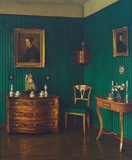 Ballerinas & Accountants Can Be Interior Designers Too: Biedermeier 1815-1848