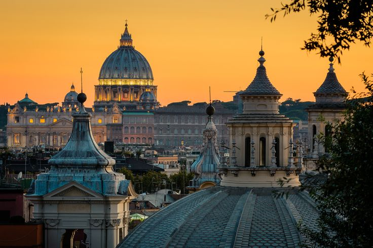 Sunset in Rome | by FotoByOliver