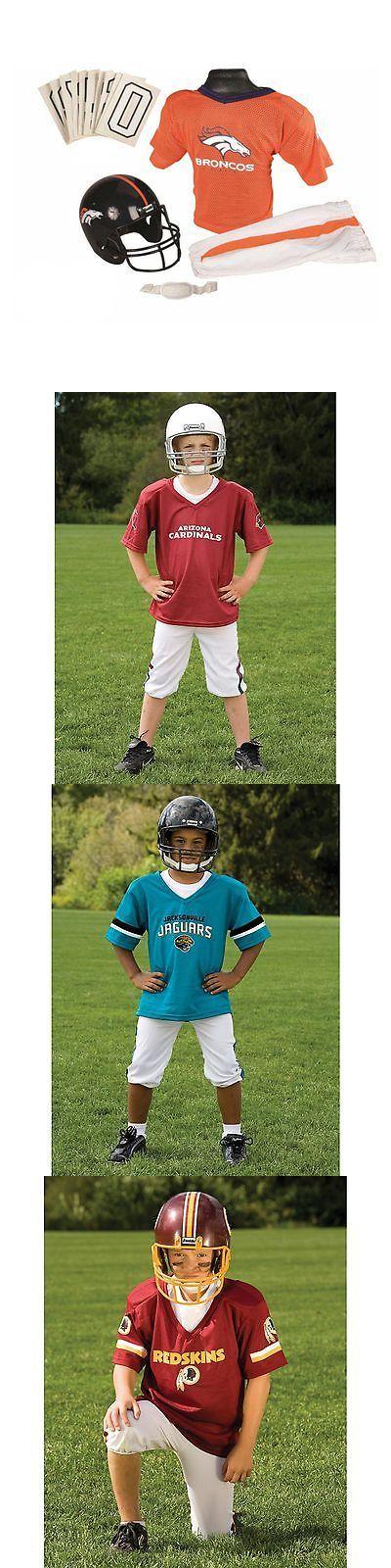Other Backyard Games 159081: Franklin Sports Nfl Youth Uniform Set, Denver Broncos, Small, Denver Broncos, -> BUY IT NOW ONLY: $43.04 on eBay!