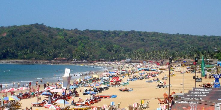Goa, the land of Charming beaches, churches, Temples and forts is one of the most famous and happening tourist spots in India. In spite of being the smallest state of India it is one of the most important kingdoms in India and one of the most cultured