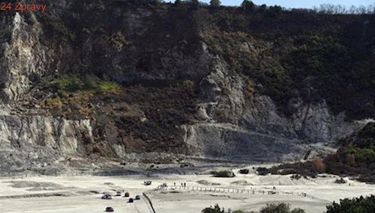 Jedenáctiletý chlapec a jeho rodiče zemřeli v kráteru sopky poblíž Neapole