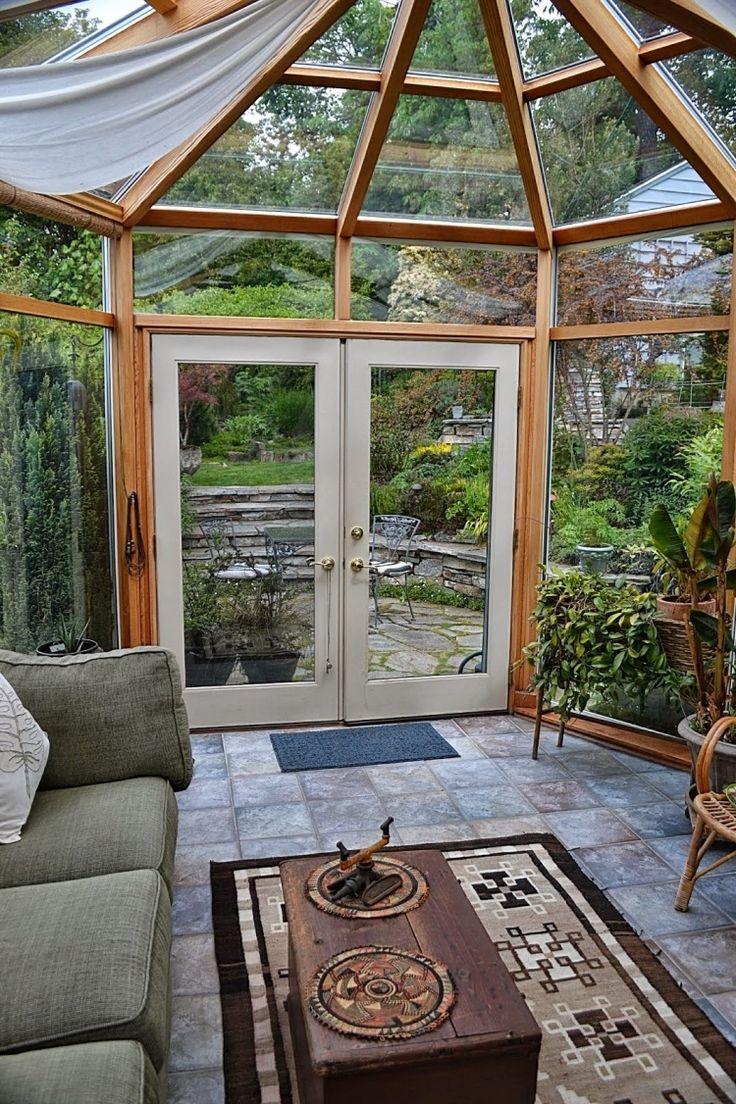 best 25+ wintergarten holz ideas on pinterest, Gartengerate ideen