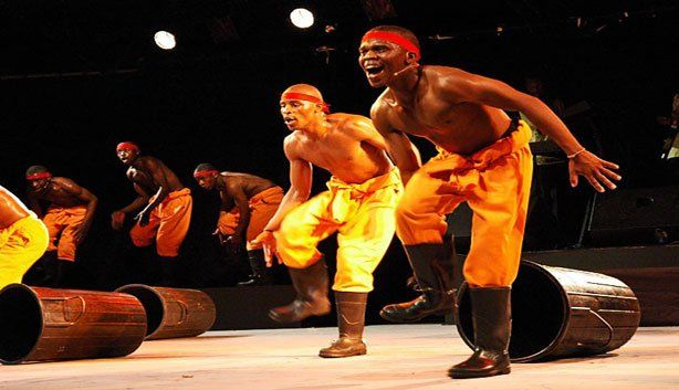 Gumboot Dancing from South Africa
