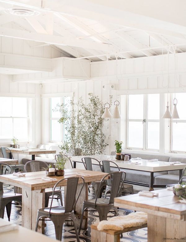 MALIBU FARM CAFE AT THE MALIBU PIER (LOS ANGELES) | THE STYLE FILES