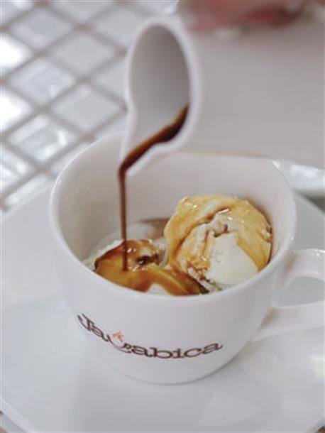 Nitro Ice Cream - Lin Artisan Ice Cream