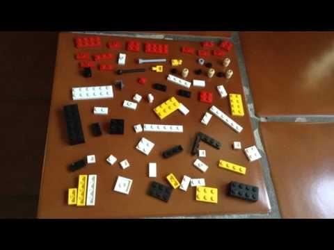 LEGO TITANIC PART 1 - YouTube