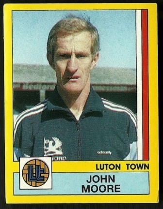 John Moore. Legend. Developed loads of youngsters into star players and the one season he managed the first team (1986-87) we ended up 7th in Division One, the highest we've ever finished. Top, top man.
