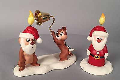 WDCC-Plutos-Christmas-Tree-Little-Mischief-Makers-Chip-and-Dale-Disney-LE-COA