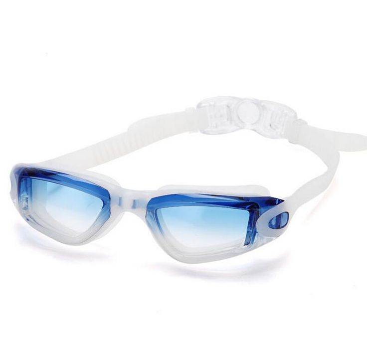 New  Waterproof Antifog Swimwear Eyewear Water Sportswear Waterproof Glasses Gafas Adjustable Swimming Goggles 5 color