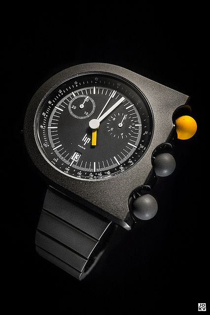 Lip Mach 2000 - Titanium Master