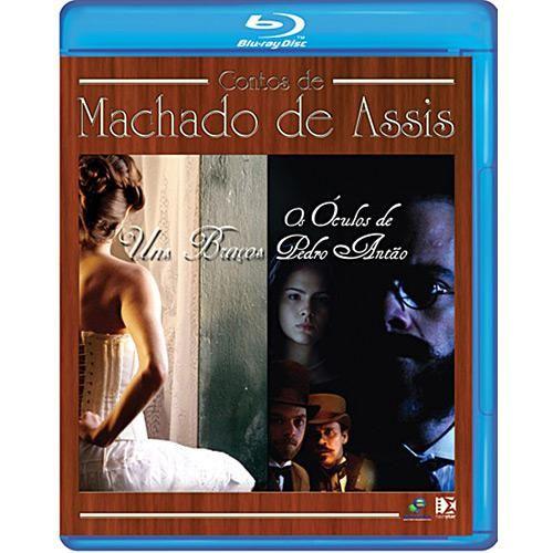 Blu-ray Contos de Machado de Assis - Americanas.com