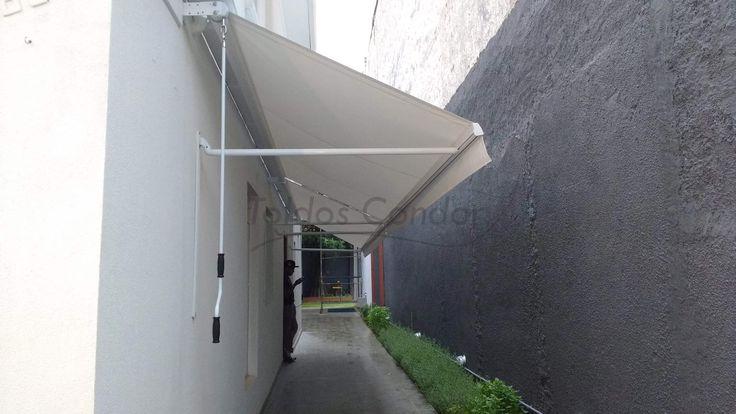Toldos retráteis instalados no bairro da vila mariana no centro de São Paulo, nossos toldos foram a escolha perfeita para este local, confira em suas fotos.