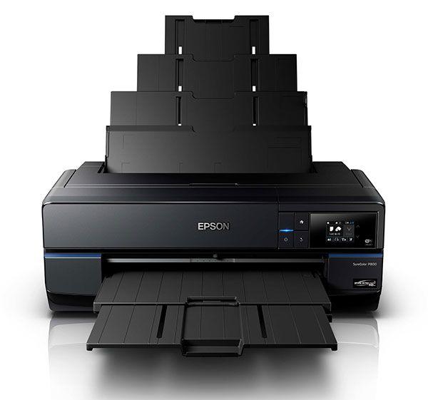 Epson Unveils 17-Inch SureColor P800 Professional Photo Printer