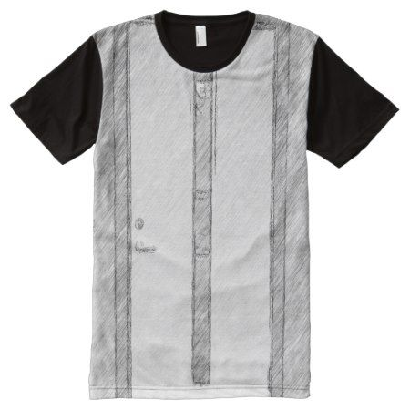 A door All-Over-Print T-Shirt - tap to personalize and get yours