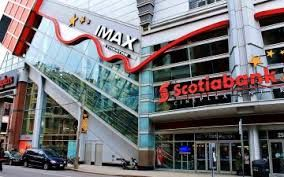 What used to be Paramount now (Scotiabank Theatre). So many childhood memories.