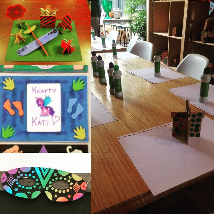 Celebrating with Harper's 4th with friends and family. #kidscrafts #kidspartymelbourne #kidsbirthdaymelbourne