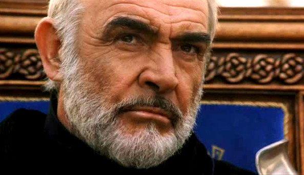 Sean Connery As King Arthur   Lancelot, le premier chevalier - Sean Connery Site