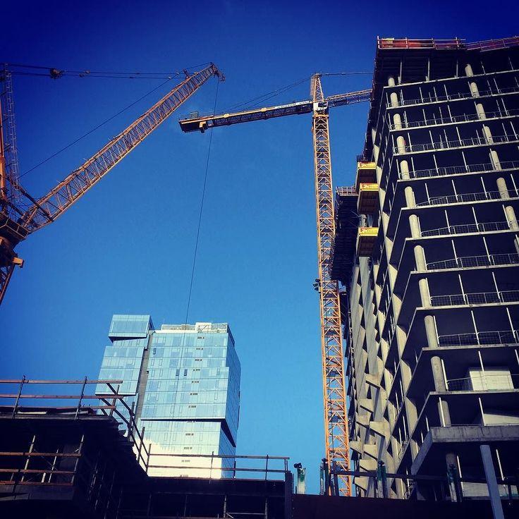#construction progress photo #seattle #pioneersquare