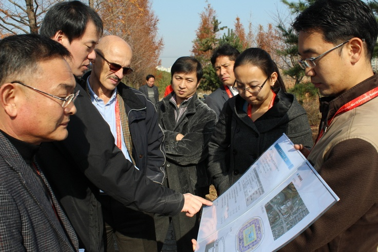 A FISU CTI (International Technical Committee) inspection team of 34 delegates, including Chair John Warnock, were in Gwangju from November 26th to December 8th, 2012 and successfully completed their first inspection covering 20 events.