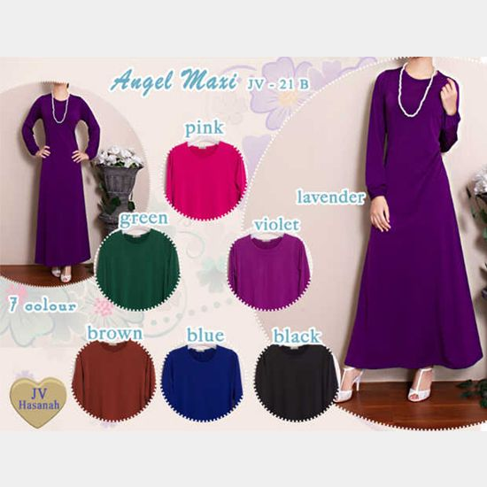 021 B Angel Maxi | Rp 110.000