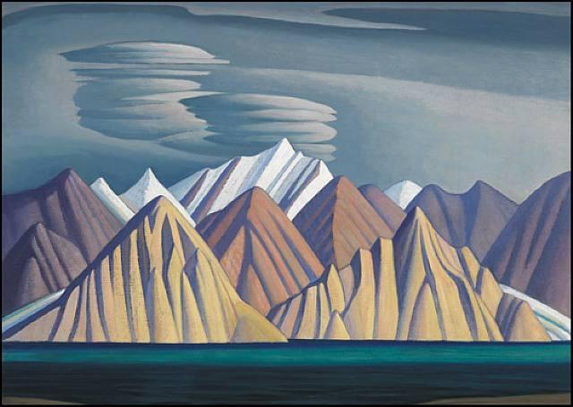 Lawren Harris (1885 - 1970) | Bylot Island 1 (1930)