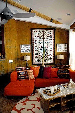 149 best HOME: Southwest Living Room & Design Style images on ...