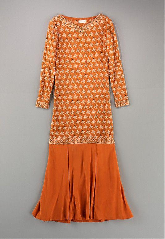 dress franklin turner american 1881 ca 1956