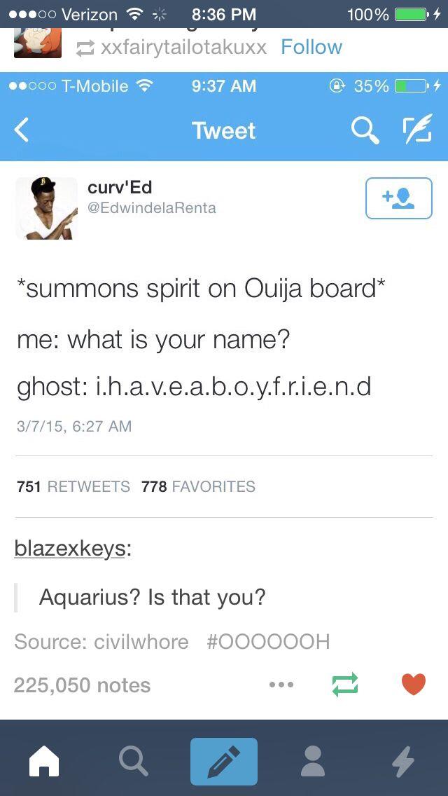 Funny tumblr post fairy tail Aquarius