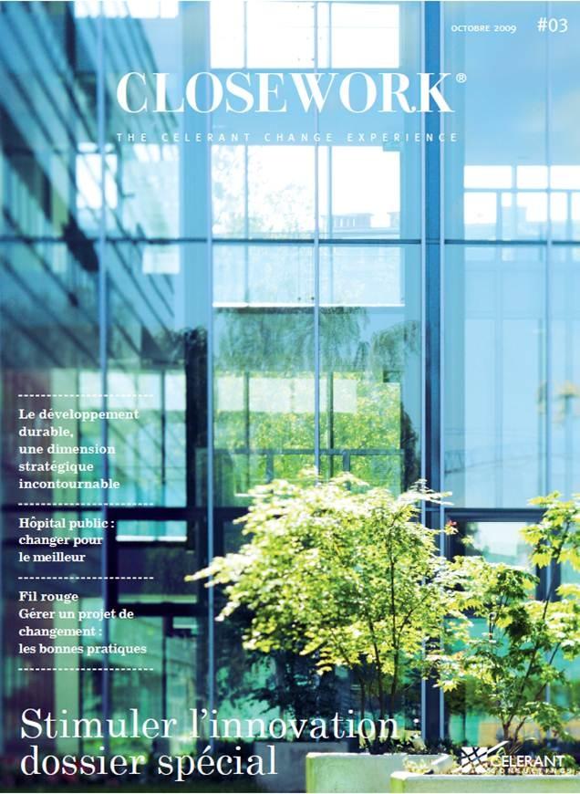 Magazine pour Celerant Consulting
