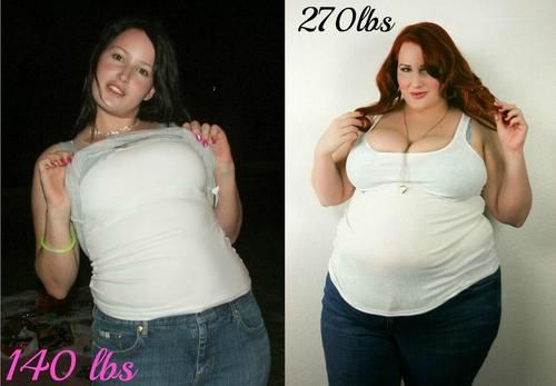 Teen girl gets fatter and fatter — img 9