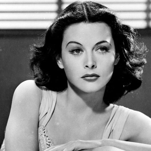 Hedy Lamarr, mathematician and inventor. Also first-order Old Hollywood Star.