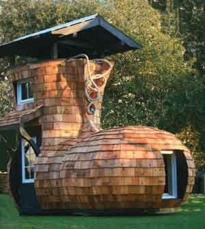 Play Shoe House