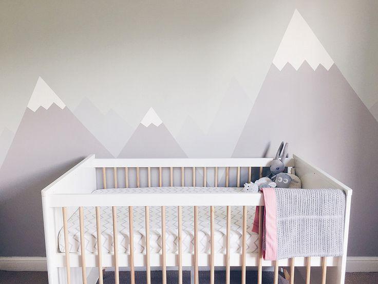 25 Best Ideas About Mountain Nursery On Pinterest